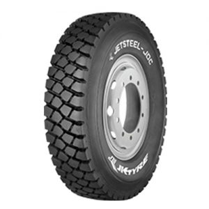 JETSTEEL JDC | ROBUST TYRE FOR TOUGH APPLICATIONS