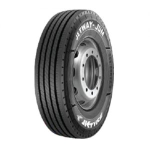 JETWAY JUM | 3 IN 1 TUBELESS TYRE (HIGHEST MILEAGE,MULTIPLE RETREADS & FUEL EFFICIENCY)