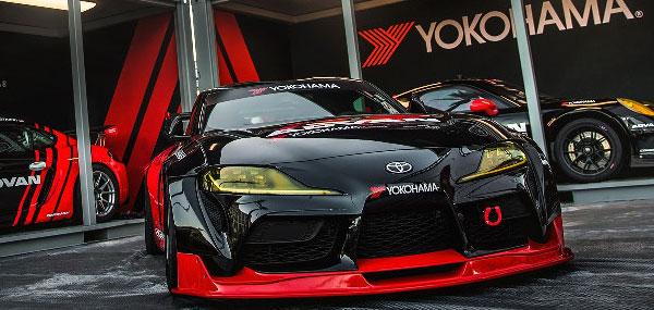 motorsports tires yokohama